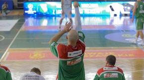 Galerie z meczu z Basketem Poznań