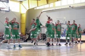 Tyłem do kosza: Legia - Basket Poznań
