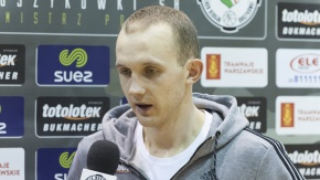 Wywiady po meczu Legia - Spójnia