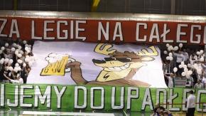 Mecz z AGH Kraków 31 marca