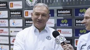 Chabelski: Legia zawsze walczy o najwyższe cele