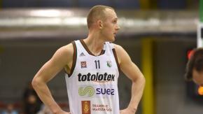 Triple-double Łukasza Wilczka