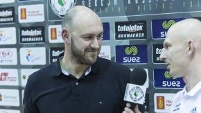 Wypowiedzi po meczu z GKS-em Tychy (VIDEO)