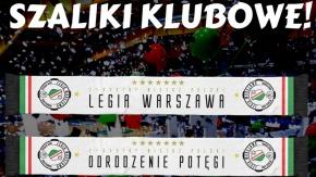 Nowość: Szaliki koszykarskiej Legii w sprzedaży!
