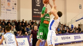 Mecz nr 3: Basket Poznań - Legia Warszawa 63:70