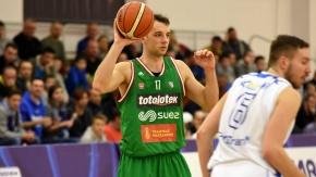 Mecz nr 4: Basket Poznań - Legia Warszawa 77:82 po dogrywce