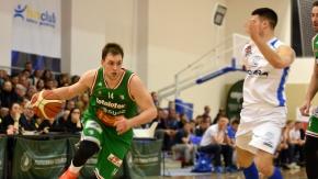 Galeria z 3. meczu z Basketem Poznań
