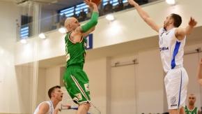 Końcówka meczu nr3 z Basketem (VIDEO)