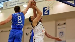 Końcówka i dogrywka meczu nr4 z Basketem (VIDEO)