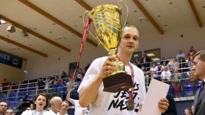 Łukasz Wilczek: Dzięki kibicom, czuliśmy się jakbyśmy grali u siebie (VIDEO)