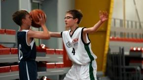 U-15: Legia 76:60 La Basket