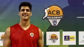 Jorge Bilbao - hiszpański center zawodnikiem Legii