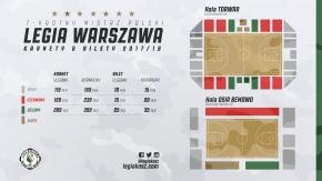 Ceny biletów i karnetów na sezon 2017/18