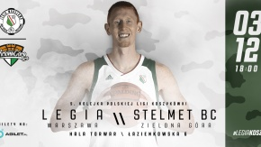 Bilety na mecz ze Stelmetem już w sprzedaży!