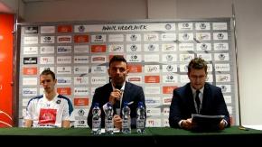 Wypowiedzi trenerów po meczu Anwil - Legia (VIDEO)
