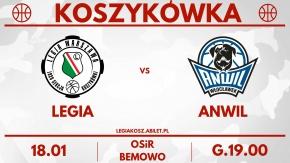 Bilety na mecz z Anwilem Włocławek