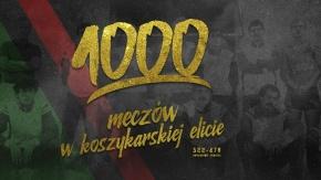 Mecz ze Stalą tysięcznym meczem Legii w Ekstraklasie