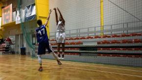 U-18: Legia 80:55 Gim 92 Ursynów