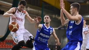 U-20: Biofarm Basket Junior Poznań 110:71 Legia