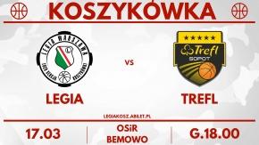 Bilety na mecz z Treflem Sopot