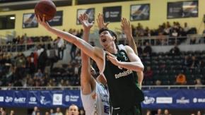 1/4 finału PP: Legia 63:109 Stelmet Enea BC Zielona Góra