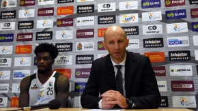 Konferencja prasowa po meczu Legia - King Szczecin (VIDEO)