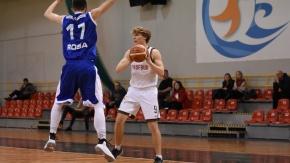 U-18: SKM Zastal Zielona Góra 94:80 Legia