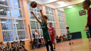 U-11: La Basket - Legia (FOTO)