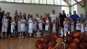 Zakończenie sezonu Legia Basket Schools 2017/18 (VIDEO)