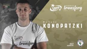 Mariusz Konopatzki zawodnikiem Legii
