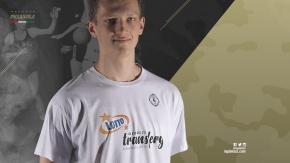 Jakub Sadowski podpisał zawodowy kontrakt z Legią