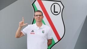 Maciej Jamrozik w sztabie szkoleniowym Akademii