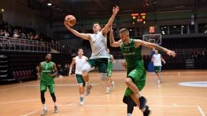Sparing: Alytus Dzukija 87-71 Legia