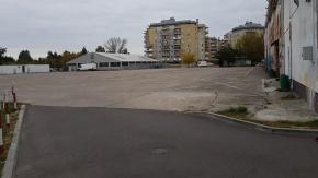 Parking dla kibiców przed meczem ze Stalą