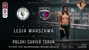 Kup bilet na mecz z Polskim Cukrem Toruń!