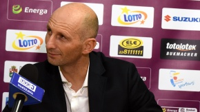 Konferencja prasowa po meczu Trefl - Legia (VIDEO)