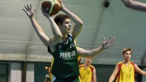 U-18: Legia 72:59 La Basket