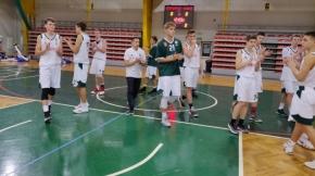 U-18: Legia 84:65 Rosa-Sport Radom