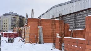 Trwa rozbudowa hali na Bemowie (FOTO)