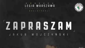 Zapraszam: Jakub Wojczyński