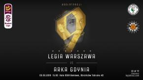 Bilety na mecz z Arką Gdynia