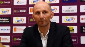 Konferencja prasowa po meczu Legia - TBV Start (VIDEO)