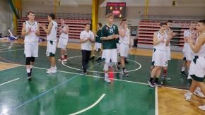 U-18: Legia 62:45 MUKS Piaseczno