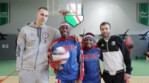 Magia koszykówki. Legia z Harlem Globetrotters