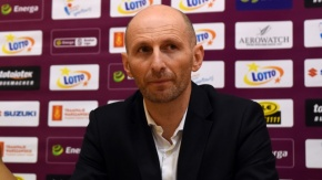Konferencja prasowa po meczu King - Legia (VIDEO)