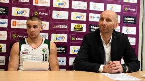 Konferencja prasowa po meczu Legia - Trefl (VIDEO)