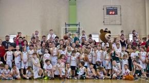 4. urodziny Legia Basket Schools (FOTO/VIDEO)