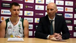 Konferencja po meczu Legia - Spójnia (VIDEO)