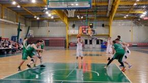 II liga: Legia  77:87  U!NB AZS UMCS Lublin