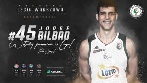 Jorge Bilbao ponownie zawodnikiem Legii